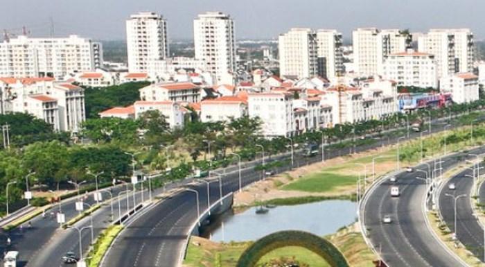 Các dự án hạ tầng nghìn tỷ gia tăng giá trị khu đô thị Eco-Green Saigon quận 7