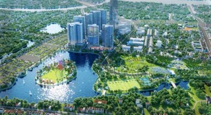 dự án eco green saigon xanh