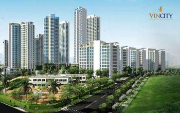 Dự án Khu đô thị Vincity Grand Park quận 9 của tập đoàn Vingroup