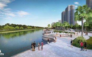 Khu đô thị Vincity Ocean Park Gia Lâm chuẩn Singapore