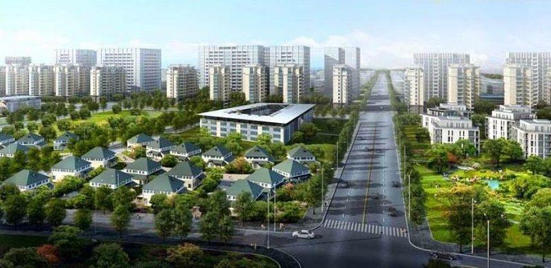 Khu đô thị Vincity Ocean Park. Một Singapore giữa lòng phố thị