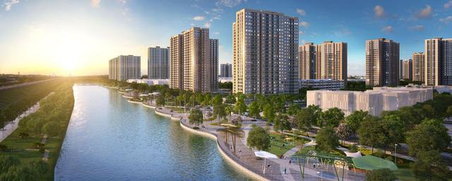 Toàn bộ dự án sẽ được xây dựng với mật độ xây dựng; ưu tiên không gian cho cảnh quan công viên cây xanh và hệ thống tiện ích đồng bộ từ giáo dục, y tế, văn phòng, thương mại dịch vụ… đến vui chơi giải trí.