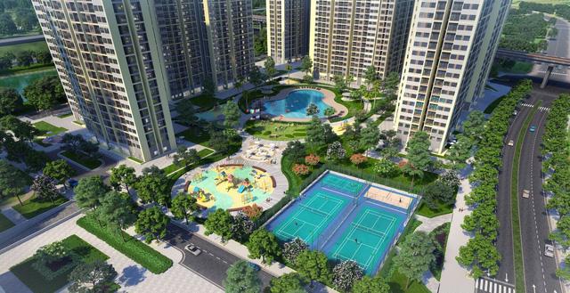 khu thể thao vincity ocean park