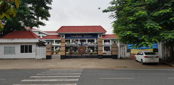 trường Trường Chinh khu dân cư An Sương