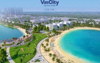 Khu đô thị Vincity Ocean Park - Thành phố Đại Dương trong lòng Hà Nội