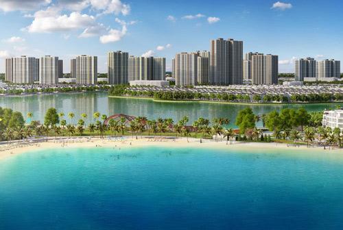 Vingroup áp dụng mô hình Singapore cho dự án đại đô thị Vincity