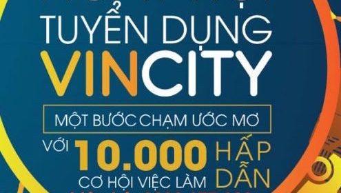 Tuyển dụng NVKD dự án VinCity Grand Park quận 9 của Vingroup