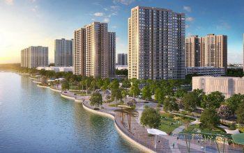 Chính thức ra mắt phân khu căn hộ The Park khu đô thị VinCity Ocean Park