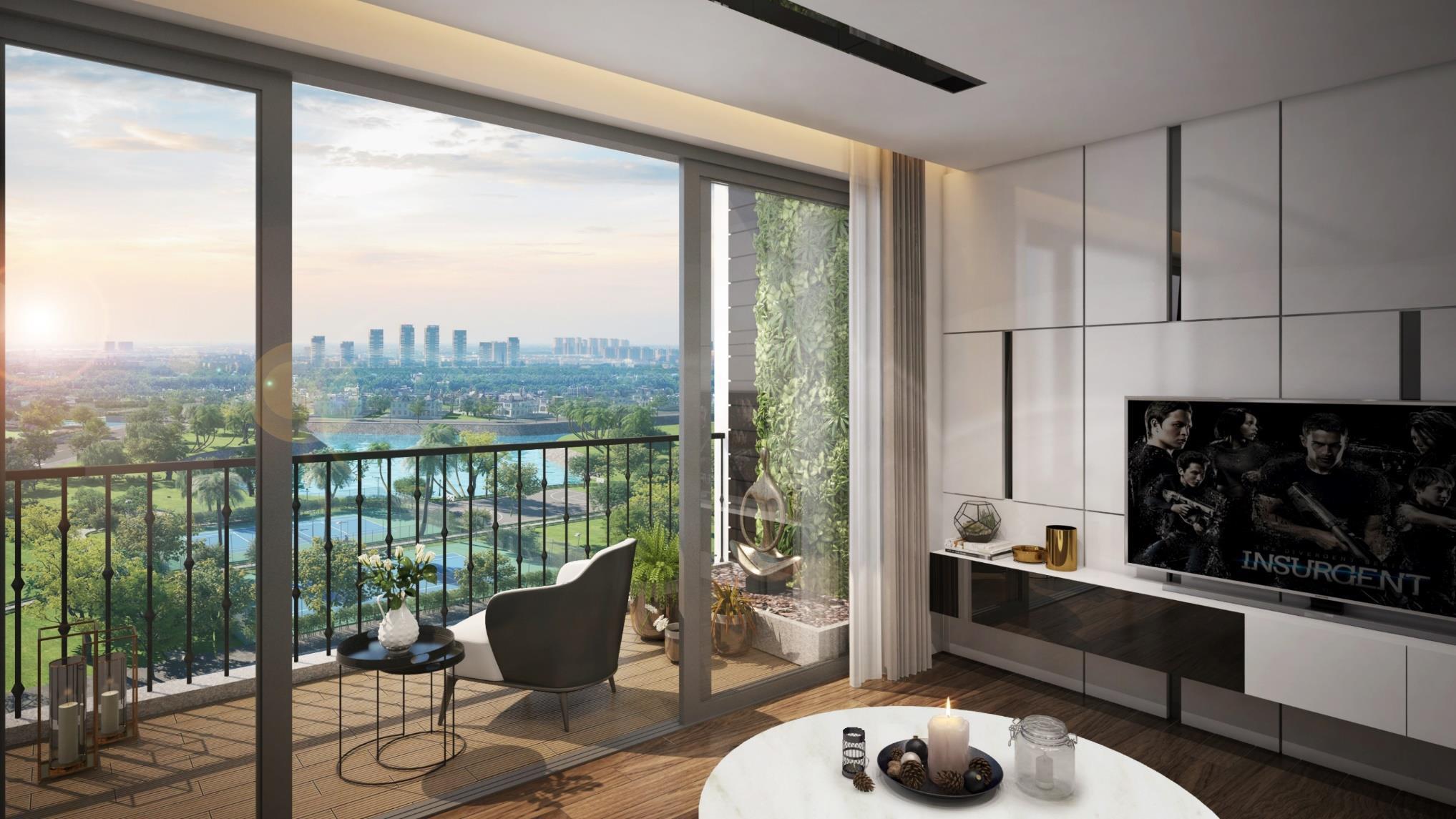 Thiết kế căn hộ VinCity đa dạng với 14 mẫu căn hộ