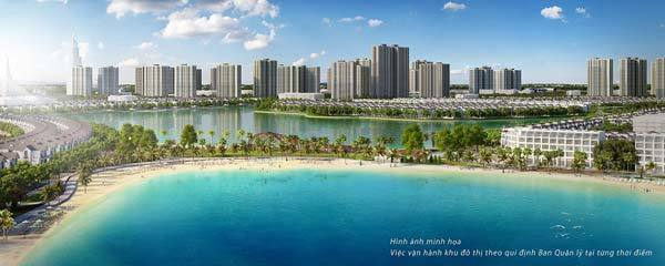 Lý do Vingroup phát triển dự án VinCity Ocean Park tại Gia Lâm