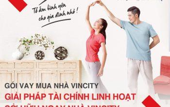 Mua căn hộ VinCity chỉ với 3,9 triệu trả hàng tháng, thời gian trả góp 35 năm