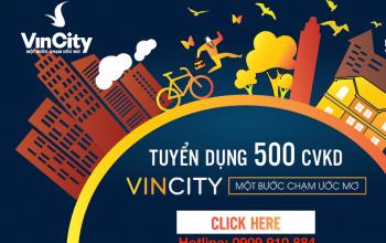 Chuẩn bị mở bán VinCity Grand Park quận 9, các sàn phân phối tuyển dụng nhân sự