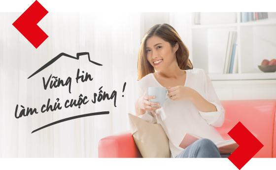 """Gói giải pháp tài chính """"Niên kim cố định"""" cho khách mua căn hộ VinCity"""