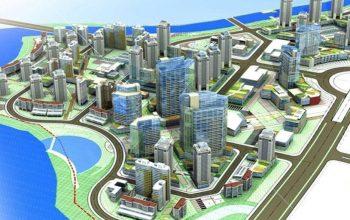 Dự án khu đô thị G-City của chủ đầu tư GS E&C Hàn Quốc