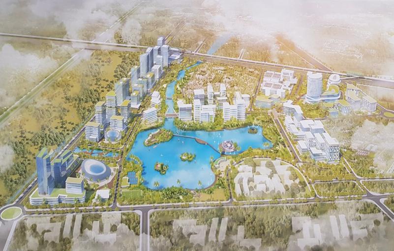 Dự án VinTech City - Hà Nội