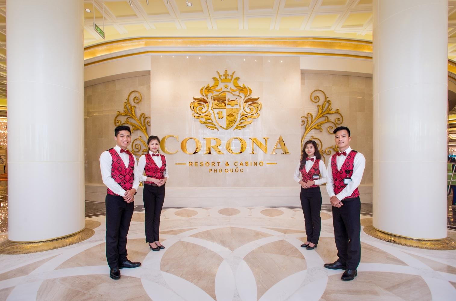 Corona Resort and Casino Phú Quốc của Vingroup