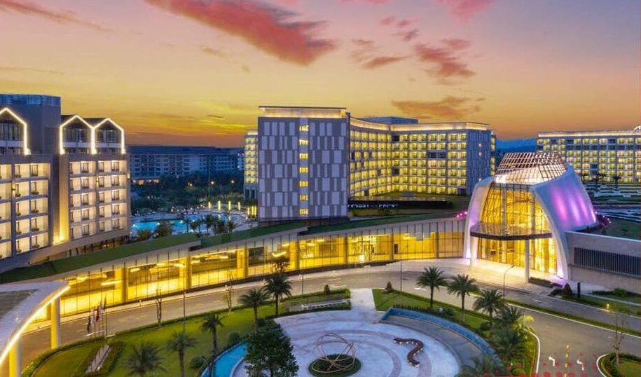 Kết quả hình ảnh cho Mini Hotel tại Grand World