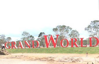 Vingroup động thổ khởi công dự án GrandWorld Phú Quốc