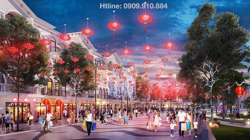 khu Shop Grand World Phú Quốc