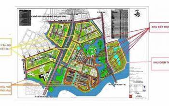 hạ tầng giao thông vincity grand park quạn 9