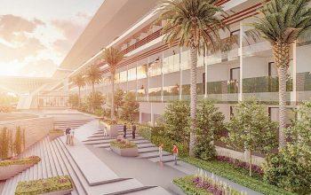Dự án nhà phố, căn hộ Summer Land Mũi Né của Hưng Lộc Phát