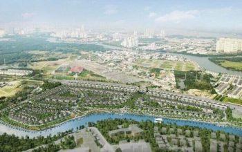 Dự án Zeit River County 1 - Khu đô thị ZeitGeist GS Nam Sài Gòn