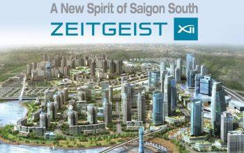 ZeitGeist G-City tinh thần phát triển Nam Sài Gòn