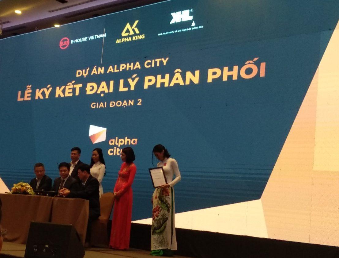 đại lý alpha city - Alpha Hill