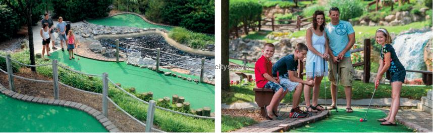 công viên golf vinhomes grand park