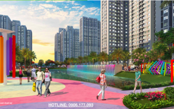 Vinhomes Grand Park The Rainbow