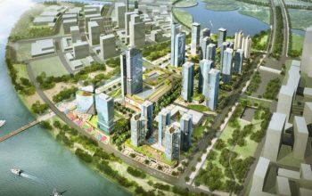 dự án Eco Smart City Thủ Thiêm