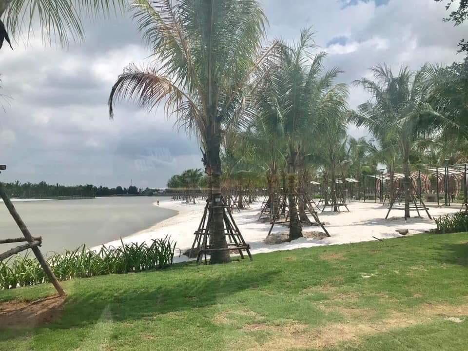 công viên biển hồ Vinhomes Grand Park