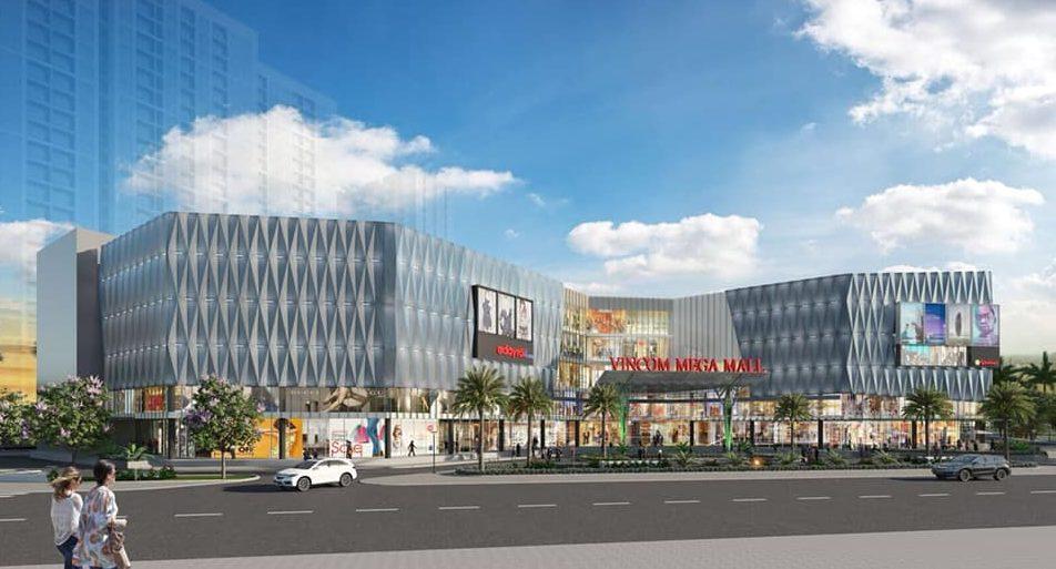 Vincom mega mall grand park quận 9