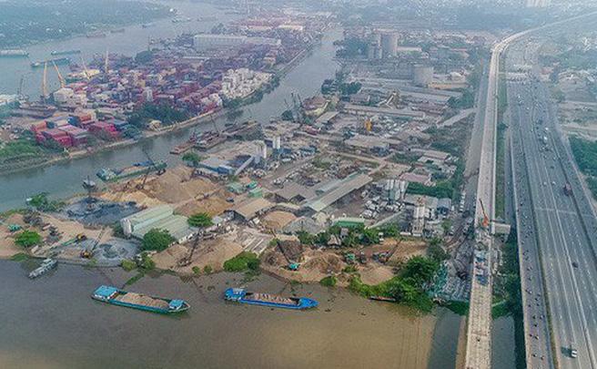 Khu đất dự án VINCEM Hà Tiên