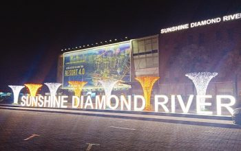 nhà mẫu sunshine diamond river