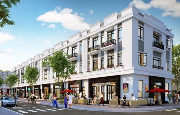 Nhà phố thương mại Shophouse Vinhomes Quận 9