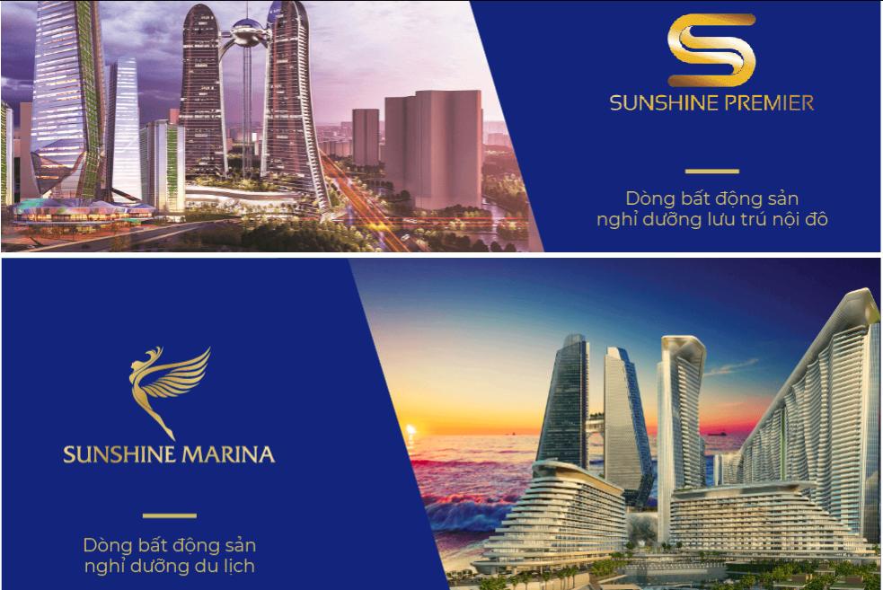 Shunshine Premier và Sunshine Marina