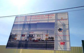TTTM và nhà phố shophouse Vincom Ninh Hòa - Khánh Hòa