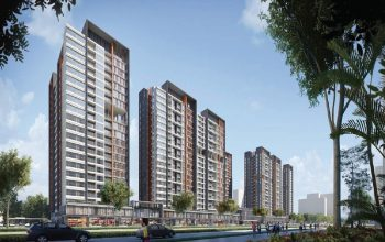 Dự án căn hộ Celesta Rise Keppel Land