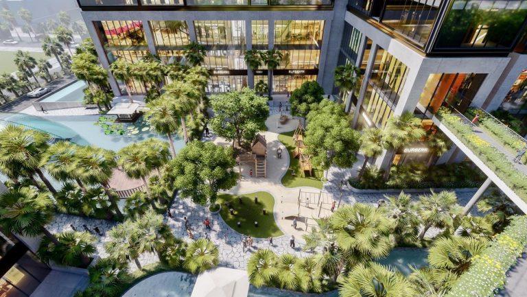 Tổ hợp Homes Resort Sunshine City Sài Gòn dành cho công dân nhí