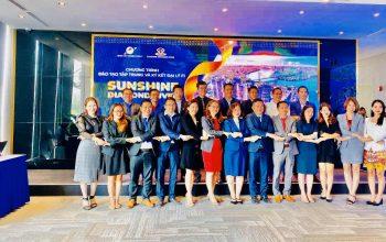 đại lý phân phối dự án Sunshine Diamond River