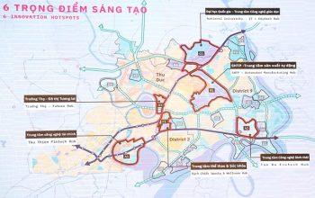 Khu chức năng Khu đô thị sáng tạo phía Đông TP.HCM