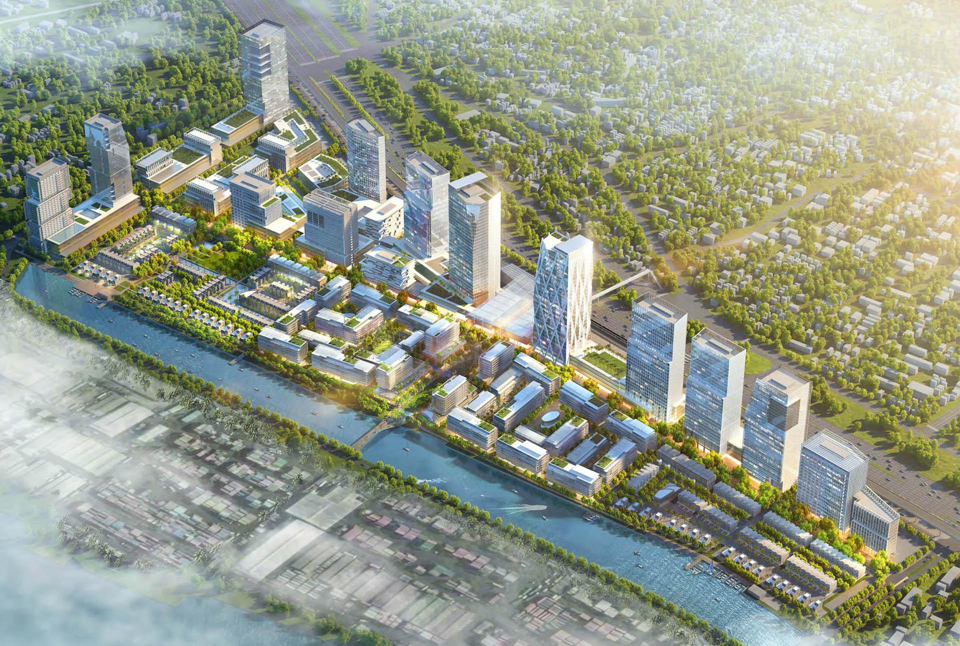 Dự án River City Thủ Đức - Refico