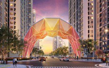 Khu căn hộ The Origami Vinhomes Grand Park Thủ Đức