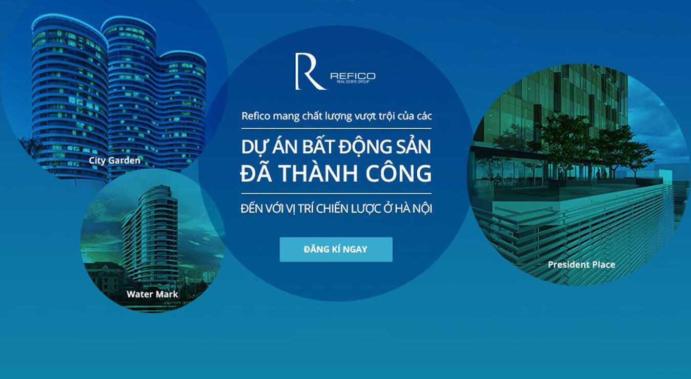 Chủ đầu tư REFICO - R.C