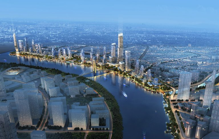 Quyết định Đầu tư dự án Khu phức hợp Cảng Nhà Rồng - Khánh Hội Quận 4