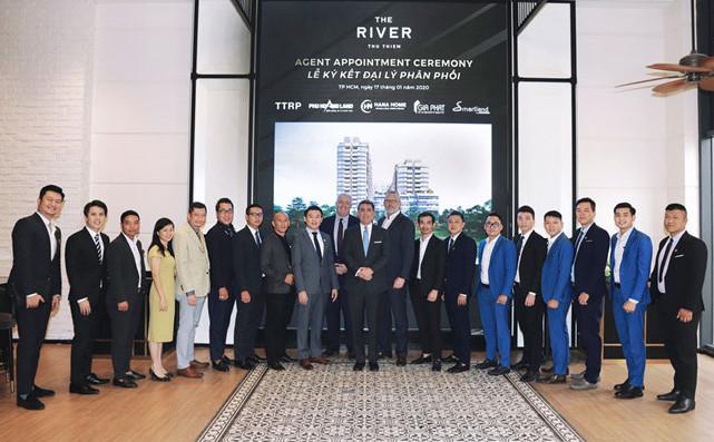 Đại lý Dự án The River Thu Thiem Quận 2