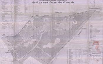quy hoạch Khu dân cư Nam rạch Bà Bướm