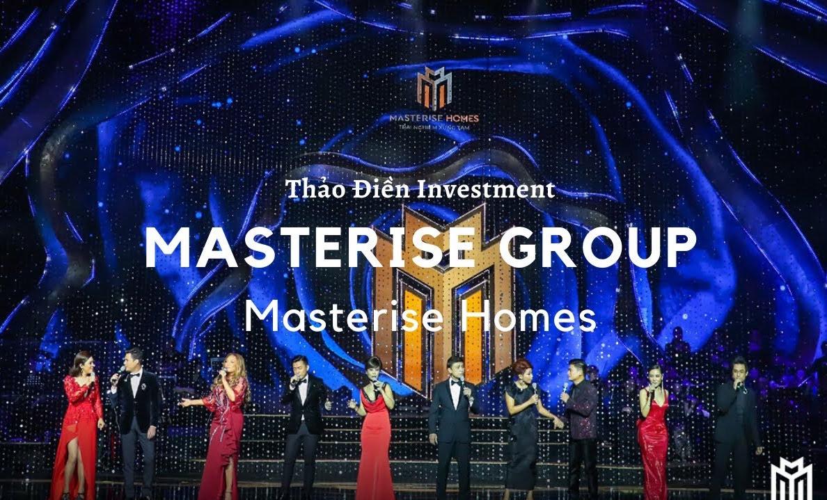 Masterise Homes - Tập đoàn Masterise Group.