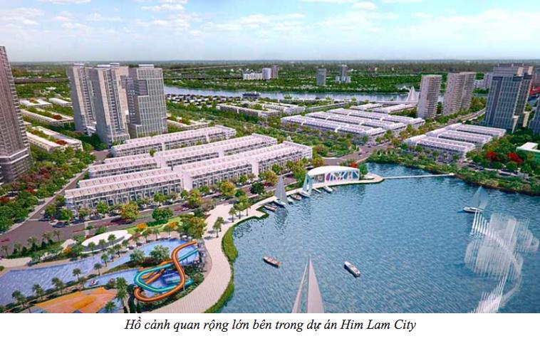 Tiện ích Him Lam City